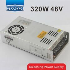 320W 48V 6.5A Single Output Switching power supply