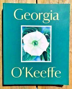 GEORGIA O'KEEFFE ~ TANYA BARSON TATE PUBLISHING RARE ART PAPERBACK BOOK VGC
