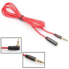 3.5mm Male To Female Stereo Audio Headphone Aux Extension Cord Cable 1.2m