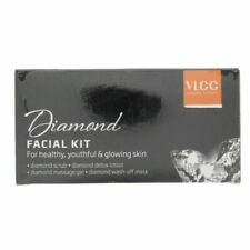 VLCC Diamond Facial Kit for Healthy, Youthful & Glowing Skin 30.35g