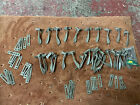 Joblot+X+35+VINTAGE+OLD+STYLE+WINDOW+SASH+FITTINGS+FASTNER+CATCHES+HANDLES