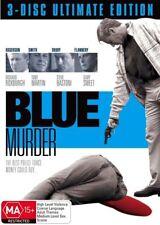 Blue Murder (DVD, 2009, 3-Disc Set)