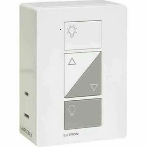 Lutron Caseta Wireless Plug-In Lamp Dimmer PD-3PCL-WH