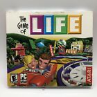 The Game Of Life (pc, 1998) Cd-rom / Hasbro / Computer Game - Windows 95/98