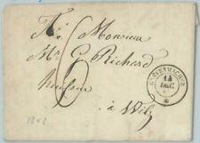 74134 - LUXEMBOURG - Postal History - COVER from Grevenmacher  to WILTZ 1848