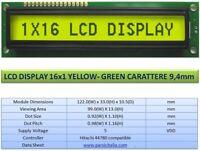 LTC-2727G LED Display Quadruple DigitsSeven-Segment QTY: 2 PEZZI