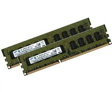 2x 8gb 16gb ddr3 1333 Mhz ECC RAM per HP MICRO SERVER PROLIANT n40l pc3-10600e