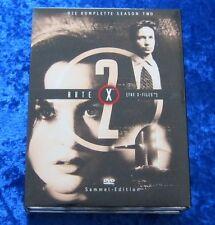 Akte X Die komplette zweite Season Sammel-Edition, DVD Box Staffel 2, Digipack