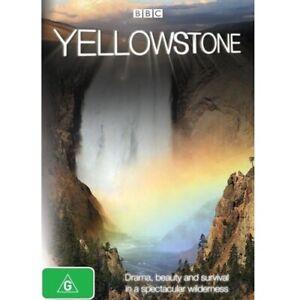 Yellowstone (DVD, 2009, All 3 Episodes) PAL Region 4 (BBC / ABC) New / Sealed