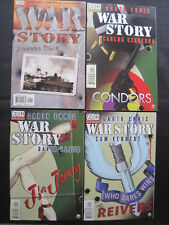 WAR STORY : SET of 4 G/S ONE-SHOTS by GARTH ENNIS + LLOYD,EZQUERRA etc.DC 2002/3