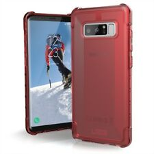 URBAN Armor Gear UAG Samsung Galaxy Note 8 PLYO Duro Custodia Cover-Cremisi Nuovo