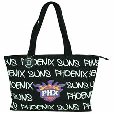 NBA Robin Ruth Phoenix Suns Medium Tote Hand Bag Glitter Women Ladies Purse Blk