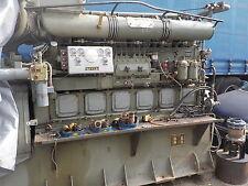 stromaggregat schiffsmotor DEUTZ BA6M528
