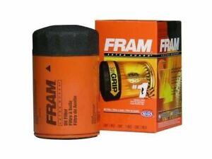 For 2007 GMC Sierra 2500 HD Classic Oil Filter Fram 66198HB 6.6L V8
