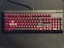 Corsair STRAFE Cherry MX Red LED Backlit Mechanical Gaming Keyboard