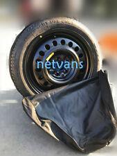 KIT roue de secours galette 17'' pour SEAT ALTEA  AVEC CRIC CLEF ET SAC