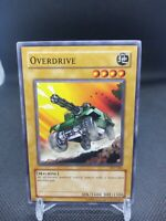 YuGiOh - Overdrive PSV-060 Unlimited Edition - Common Near Mint
