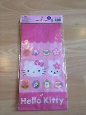 * New Hello Kitty Pink 4 Paper Bags Carrier Original Sanrio 2002 Japan Storage