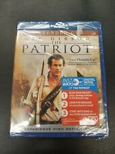 The Patriot (Blu-ray Disc, 2007) Mel Gibson Extended Cut