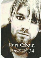 Kurt Cobain - 1967-1994 - Aufkleber Sticker - Neu #258