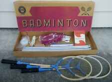 Vintage Paramount Sports Badminton Set