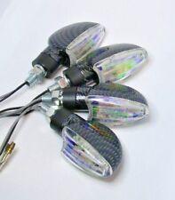► 4x LED iridium mini intermitentes carbon Benelli tre K amazonas, quatro 500, Velvet 400
