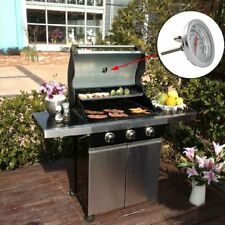 50-500℃ Stainless Steel Grill BBQ Barbecue Thermometer Gauge Temperature NEW