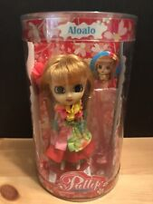 "Little Pullip Aloalo, Jun Planning F-823, 4.5"" mini doll, Hawaiian girl"