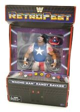 WWE Elite Collection Macho Man Randy Savage Figure - Unused but Bad Box Deal