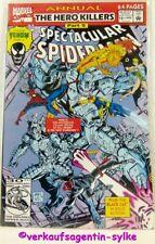 Nº 391: the Spectacular Spider-Man vol.1 nº 12 Marvel-comic 1992 en inglés nuevo
