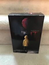 "IT Pennywise 2017 Film Ultimate 7"" Scale Action Figure Clown Collectable NECA"
