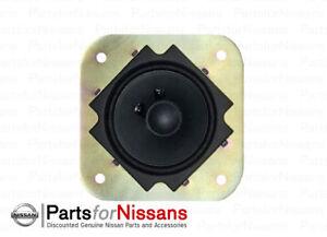 Genuine Nissan 2004-2015 Titan Center Instrument Panel Dash Speaker NEW OEM