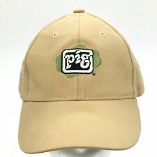 PIG Logo LED Visor Light Adjustable Strapback Hat Cap Flashlight