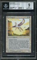 Mesa Pegasus BETA BGS 9 Beckett Graded MINT Magic MTG