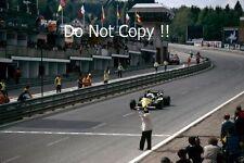 Alain Prost Renault RE40 Winner Belgian Grand Prix 1983 Photograph 1