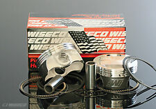 Wiseco 10.5:1 HIGH COMP. Piston K Kit Std. bore Harley 88 ci Twin cam 1999-06