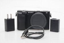 Sony Alpha a6300 24.2MP Mirrorless Digital Camera Body #518