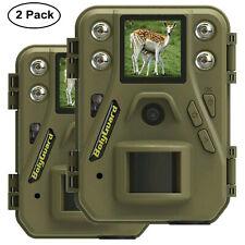 Boly Trail Game Camera 24Mp 1080P 940nm No Glow Black Ir Hunting Camera 2 Pack