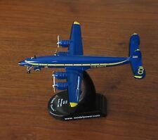 Model Power Diecast Lockheed L-1049G Super Constellation US Navy Blue Angels