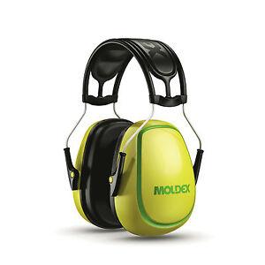 MOLDEX M4 Robust Ear Muffs Light flexible Headband Ear Defenders SNR 30dB