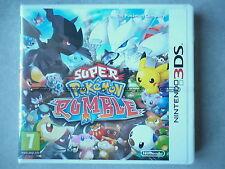 Super Pokémon Rumble Jeu Vidéo Nintendo 3DS
