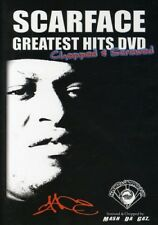 Scarface Greatest Hits DVD - Chopped & Screwed DVD Region 1 Explicit Version