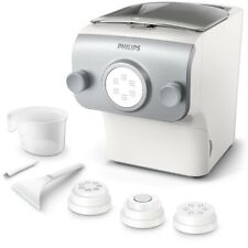 New Philips Avance Pasta and Noodle Maker Plus w/ 4 Shaping Discs - HR2375/06