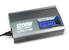 TURNIGY POWER SUPPLY UNIT 1200W 50A 4 OUTPUT POWERS 4 CHARGERS 2 USB FOR DEVICES