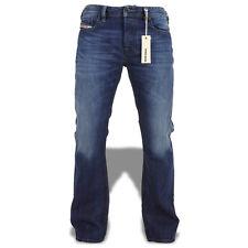 Diesel Blue Zatiny 8xr Bootcut Jeans 34w X 34l