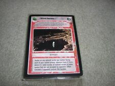 Star Wars CCG - Dagobah - Asteroid Sanctuary Promo Sealed - NM / SWCCG