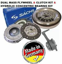 FOR FORD FOCUS & C MAX 1.8 2004-2008 FLYWHEEL & CLUTCH KIT & HYDRAULIC BEARING