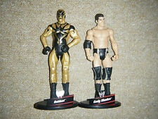 GOLDUST CODY RHODES THE HERMANDAD MATTEL BÁSICO ACTION 4 LUCHA LIBRE FIGURA WWE
