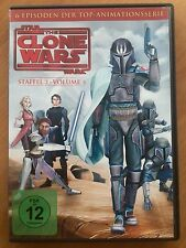 STAR WARS THE CLONE WARS STAFFEL 2 VOLUME 3