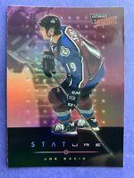 1999-00 Upper Deck Uktimate Victory Stature #52 Joe Sakic Colorado Avalanche